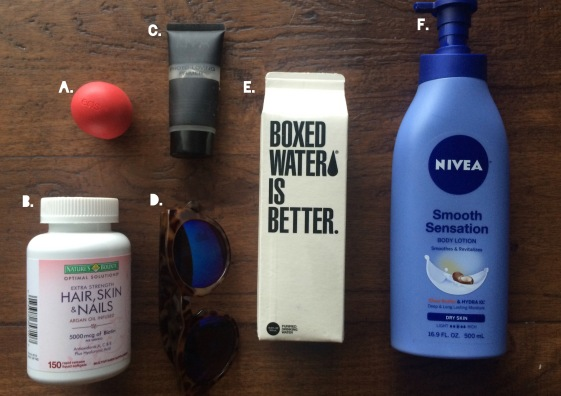 My Summer Essentials: The Basics