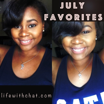 July Favorites (Insta)