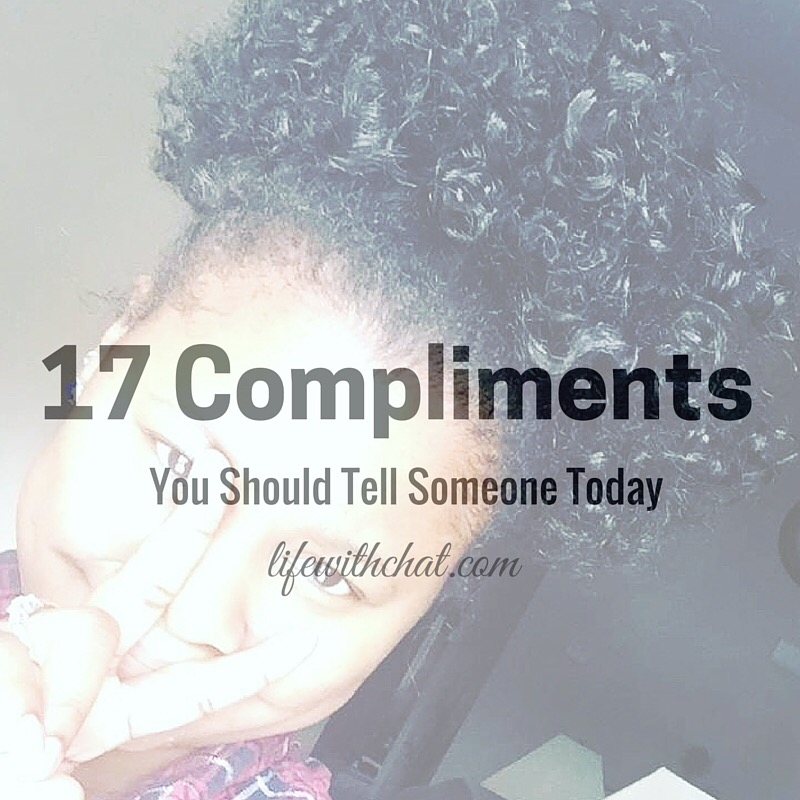 17 Best Images About Compliments Of Purple On Pinterest: 17 Compliments You Should Tell Someone Today
