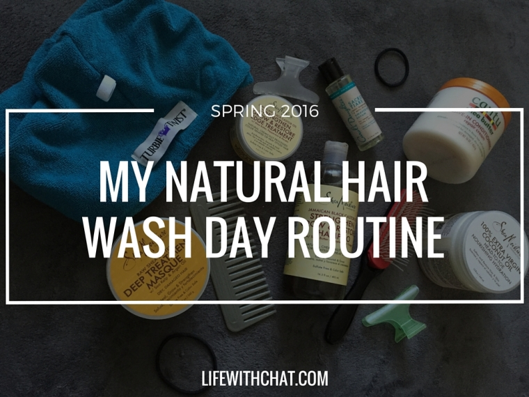 WASHDAY ROUTINE FRONT
